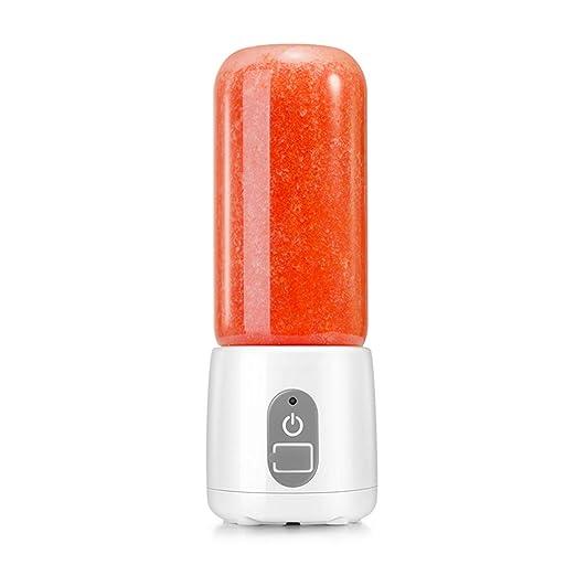 Yxx max Juicer portátil Juice House Fruit Mini Juice Cup Máquina eléctrica del Jugo: Amazon.es: Hogar