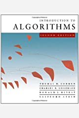 Introduction to Algorithms, Second Edition Hardcover