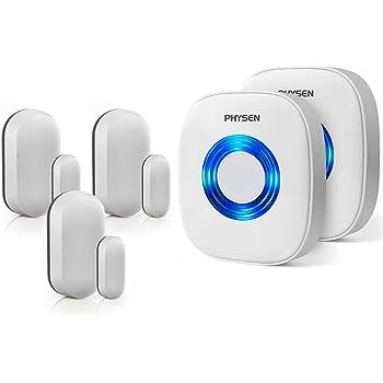 Kerui M5 Wireless Doorbell Infrared Door Chime Alarm
