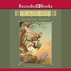 The Sisters Grimm Audiobook