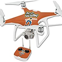 Skin For DJI Phantom 4 Quadcopter Drone – Kickflip | MightySkins Protective, Durable, and Unique Vinyl Decal wrap cover | Easy To Apply, Remove, and Change Styles | Made in the USA