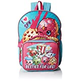 Backpack - Shopkins - Besties for Life w/Lunch Bag New 168454