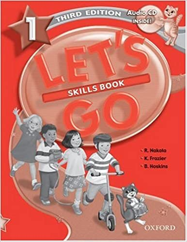 Lets Go Skills Book
