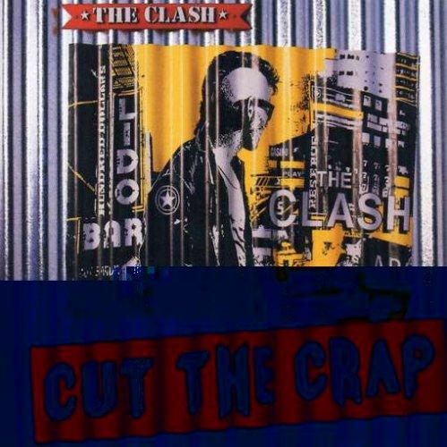 CD : The Clash - Cut the Crap (CD)