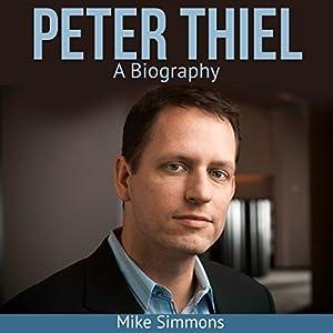 Peter Thiel Audiobook