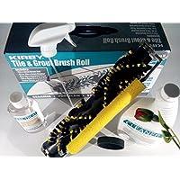 Kirby Vacuum Cleaner Tile and Grout Brush Roll Brushroll Roller Bar Brush Bar Cleaner Kit