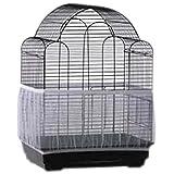 pranovo Bird Cage Seed Catcher Seeds Guard Parrot
