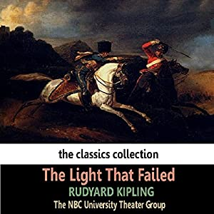 The Light That Failed (Dramatised) Audiobook