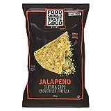 Food Should Taste Good Jalapeño Tortilla Chips, 156g