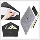 2 Pack of A5 File Folders Felt Folder Expanding