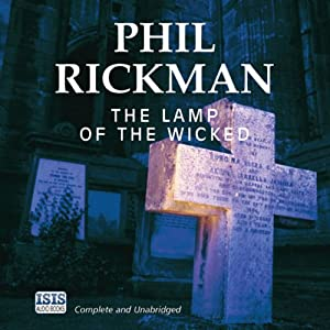 Lamp of the Wicked Audiobook