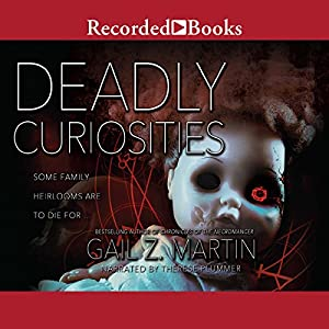 Deadly Curiosities Audiobook