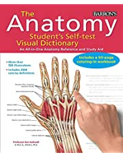 Anatomy Student's Self-Test Visual Dictionary: An All-in-One Anatomy Reference and Study Aid