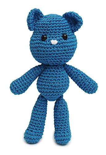Teddy bears Animal Handmade Amigurumi Stuffed Toy Knit Crochet Doll DaoOfThao