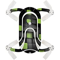 Skin For ZEROTECH Dobby Pocket Drone – Cubes   MightySkins Protective, Durable, and Unique Vinyl Decal wrap cover   Easy To Apply, Remove, and Change Styles   Made in the USA