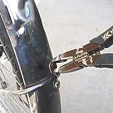 FUJIYA Tools, NSP01-150BG, Screw Pliers, -Black