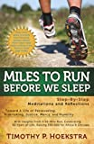 Miles to Run Before We Sleep, Timothy Hoekstra, 1616389974