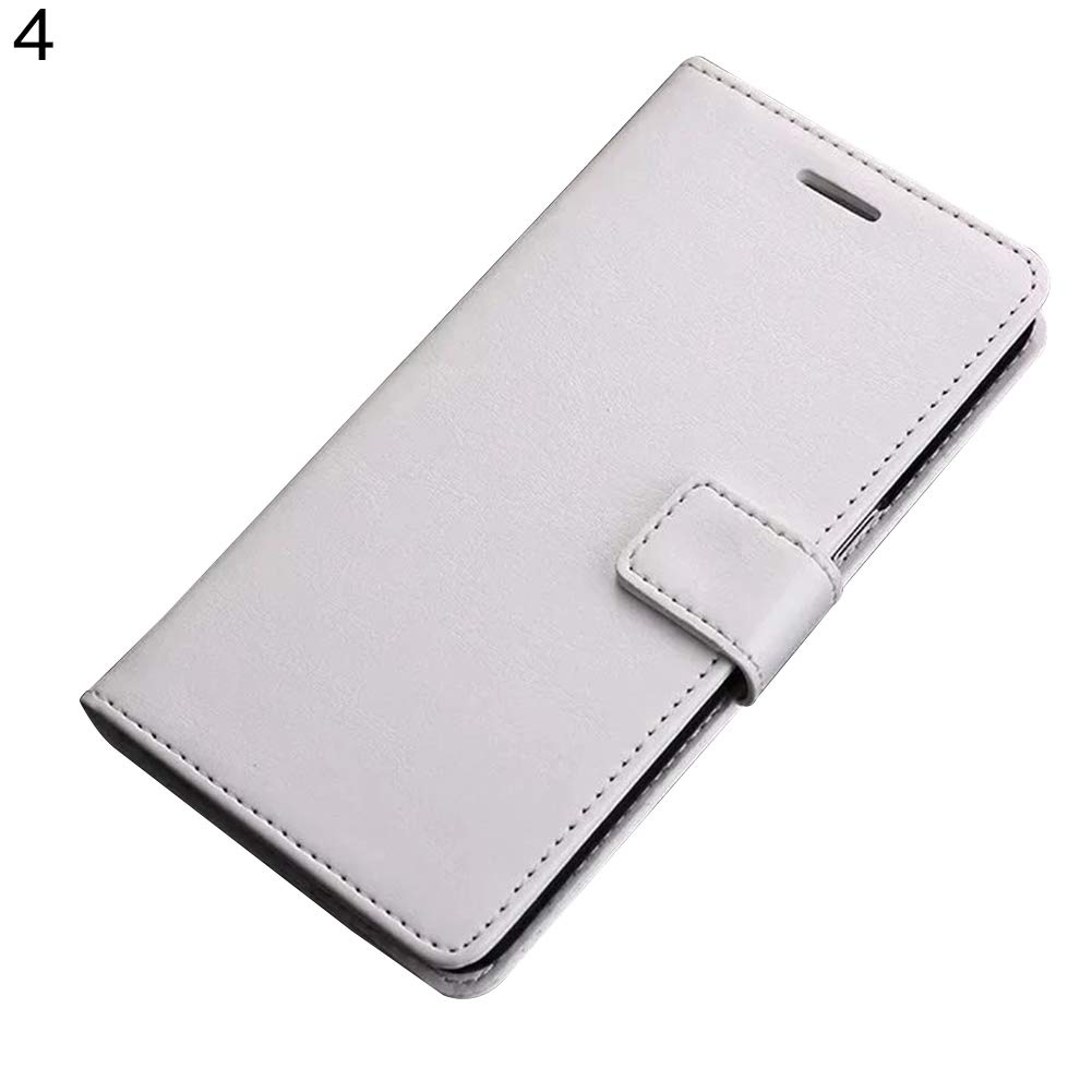 a088ba8cc7b Amazon.com  wintefei Business Useful Wallet Fashion Flip Wallet Card Slot  Faux Leather Case Cover iPhone 7 Samsung S7 White iPhone 6S Plus  Kitchen    Dining