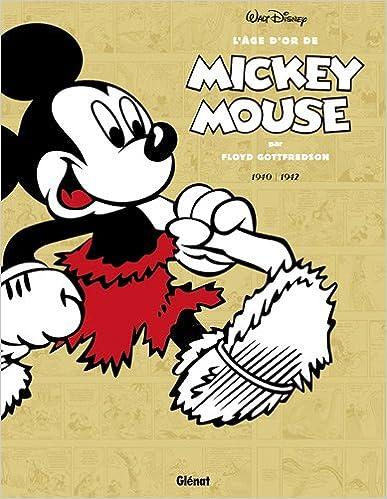 Télécharger en ligne L'âge d'or de Mickey Mouse - Tome 04 : 1941 / 1942 - Mickey à l'âge de pierre et autres histoires pdf, epub ebook