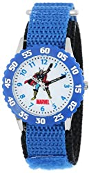 Marvel Kids' W000130 Thor Stainless Steel Time Teacher Watch