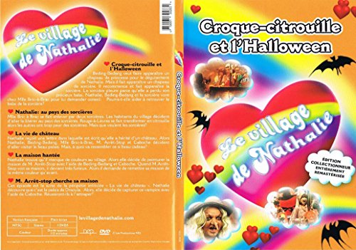 Le Village De Nathalie Simard//Croque-Citrouille et L'Halloween]()