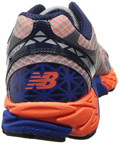 naranja M870bo3 Plata Hombre Balance Zapatillas New gYUqXfU