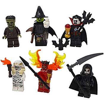 Amazon.com: LEGO Monster Fighters Minifigure - Frankenstein ...