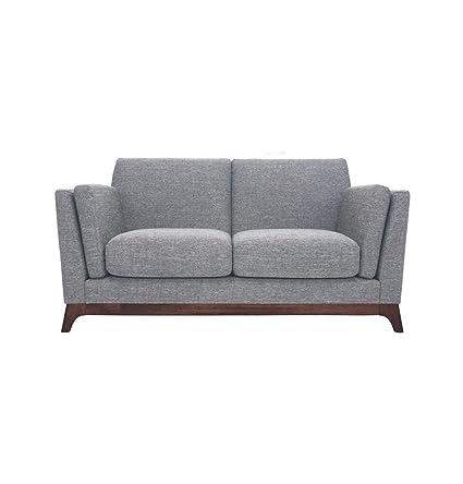 Superb Amazon Com Ceni Loveseat 2 Seater Sofa Kitchen Dining Machost Co Dining Chair Design Ideas Machostcouk