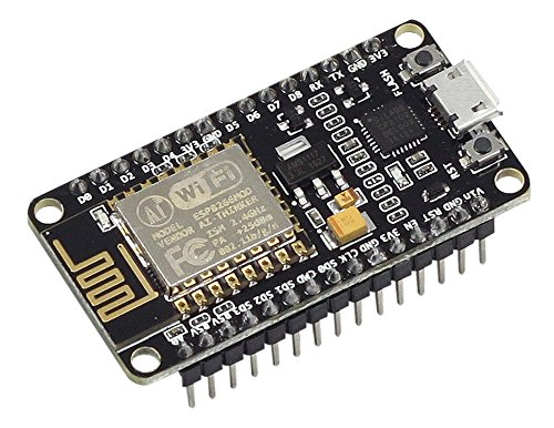 This UCTRONICS LUA Wi-Fi Internet ESP8266 ESP-12E Development Board is take on an ' Highest Level of Integration' ESP8266 Wi-Fi development board with built in USB. Its heart is an ESP8266 Wi-Fi microcontroller clocked at 2.4GHz and at 3.3V logic. Bu...