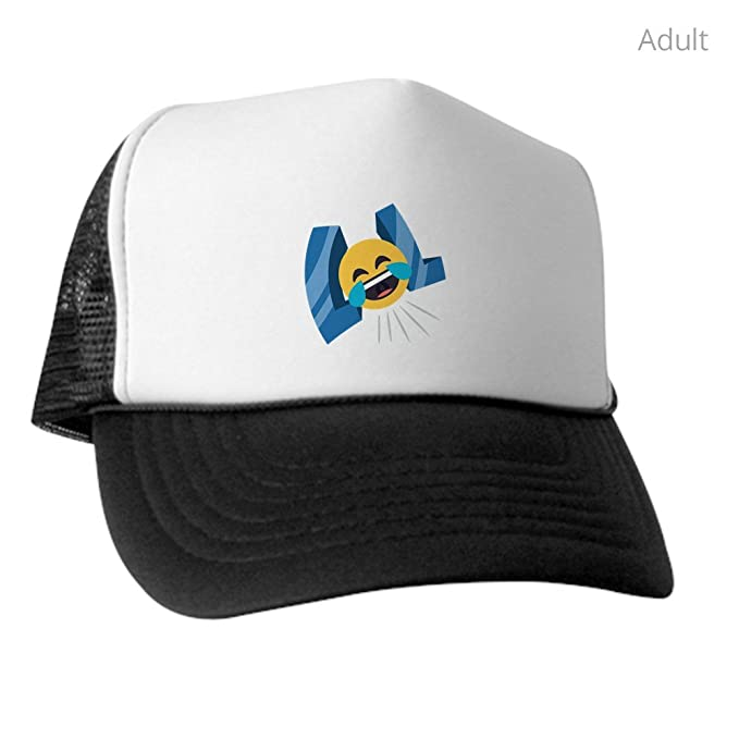 175fbe99d0d Amazon.com  CafePress LOL Trucker Hat