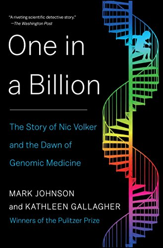 Amazon one in a billion the story of nic volker and the dawn one in a billion the story of nic volker and the dawn of genomic medicine fandeluxe Images