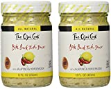 The Ojai Cook Bite Back Tartar Sauce - Organic, Spicy Flavored Mayonnaise Made with Cage-Free Eggs, Jalapeno and Horseradish - 12 fl oz (Pack of 2)