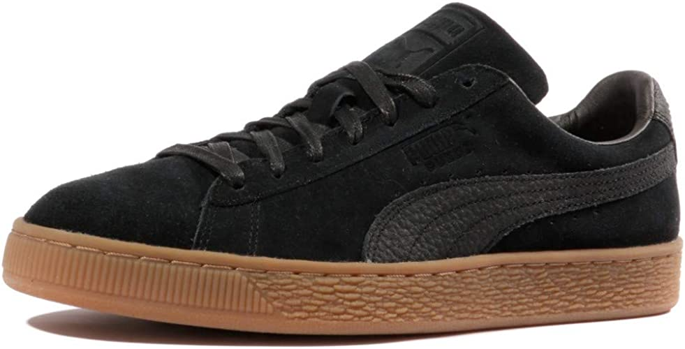 PUMA Suede Classic Natural Warmth, Basket Mode Mixte Adulte