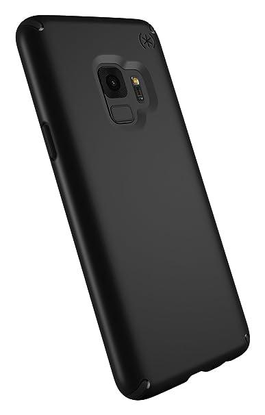reputable site 092e9 15dd2 Speck Presidio Samsung Galaxy S9 Plus Case, Black/Black