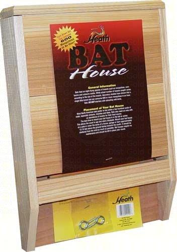 2 PACK Bat House