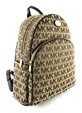 Michael Kors Abbey Large Jet Set Backpack BG / EB / MOCHA
