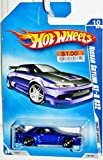 (US) Hot Wheels 2009-156 Dream Garage BLUE 2001 Nissan Skyline GT-R R32 1:64 Scale