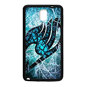 Blue-green Fairy Tail Cell Phone Case for Samsung Galaxy Note3