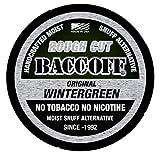BaccOff, Original Wintergreen Rough Cut, Premium