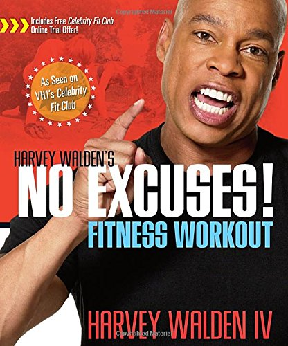 Read Online Harvey Walden's No Excuses! Fitness Workout pdf