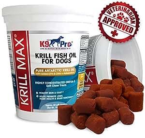 Best Omega  For Dogs Krill Oil Supplement