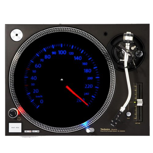 Speed - DJ Slipmat