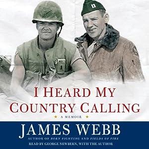 I Heard My Country Calling Audiobook