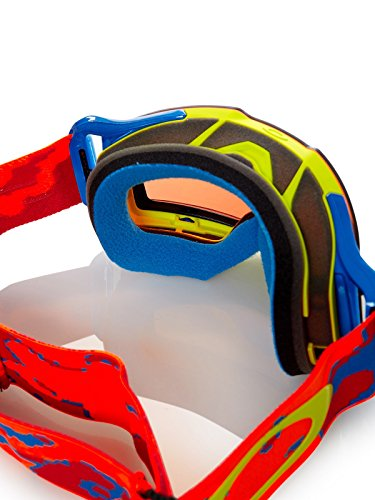 FL unisex adult gafas thermocamo naranja prizmmxbronze Oakley 1 grande MX orgred nbsp;unidades con pSxqwpdaO