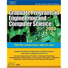 DecisionGd: GradPrg Eng ComSc 2004 (Peterson's Graduate Programs in Engineering & Computer Science)