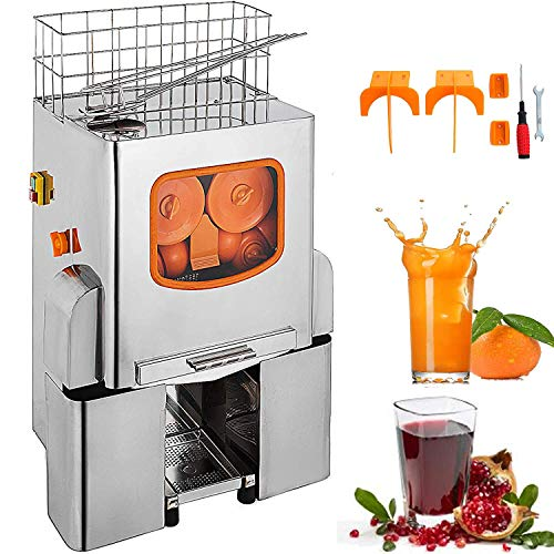 VEVOR Orange Juicer Orange Squeezer Machine Citrus Juicer Electric Fruit Juicer...