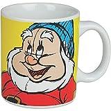 Snow White and the Seven Dwarfs - Happy Mug by Hmb