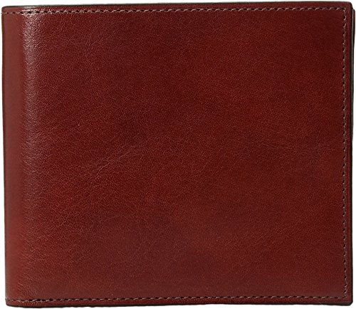 Bosca Men's Old Leather Collection - Eight-Pocket Deluxe Executive Wallet w/Passcase Cognac One Size