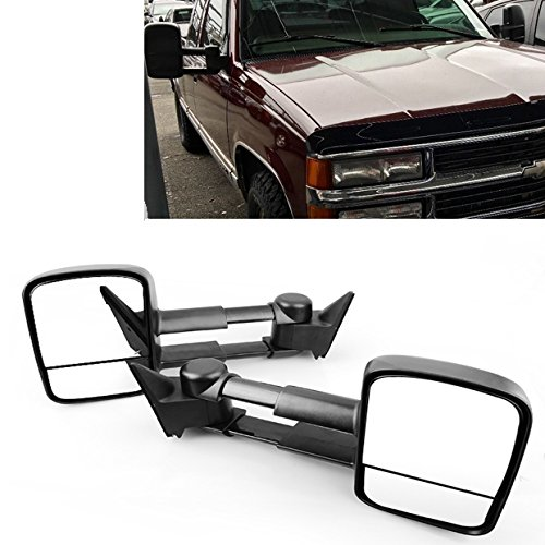 01 chevy tow mirrors pair - 7