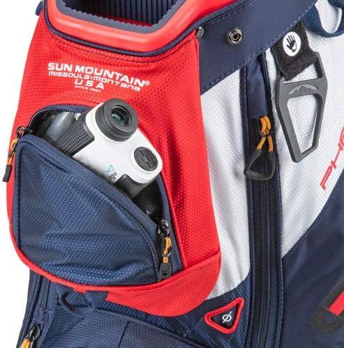 Sun Mountain 2020 Phantom Golf Cart Bag